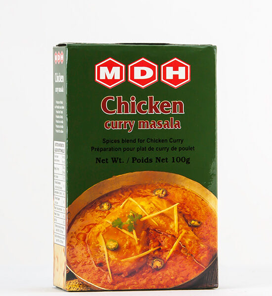 MDH Chicken Curry Masala, 100g, Spicelands