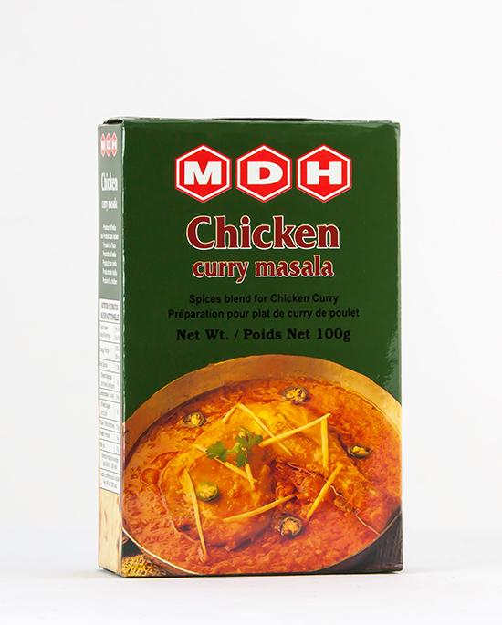 MDH Chicken Curry Masala, 100g, Spicelands
