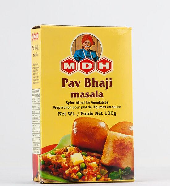 MDH Pav Bhaji Masala, 100g, Spicelands