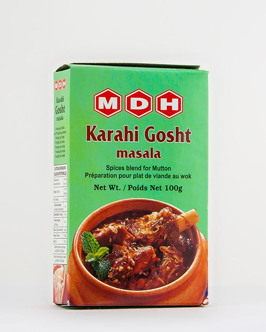 MDH Karahi Gosht Masala, 100g, Spicelands