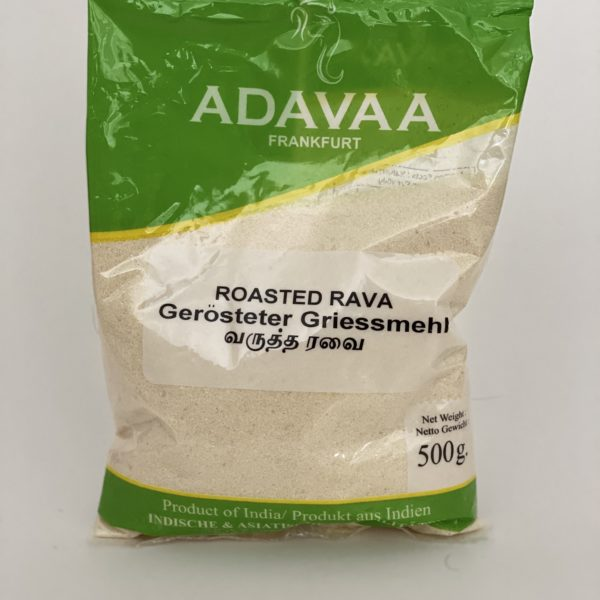 Adavaa Roasted Rava