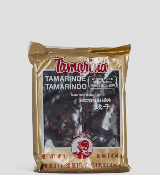 Cock, Tamarinde ohne Kerne (Seedless), 400g Produktbeschreibung Tamarinde ohne Kerne, Spicelands