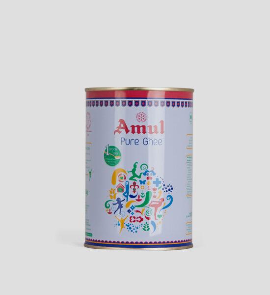 Amul Pure Ghee, 2kg Produktbeschreibung Butterfett, Spicelands