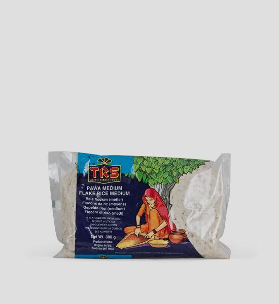 TRS, Medium Pawa, Reis Flocken, 300g Produktbeschreibung Reisflocken (Medium), Spicelands