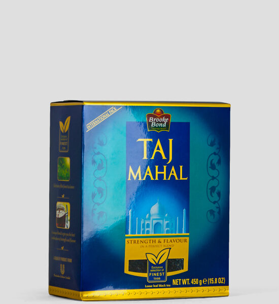 Taj Mahal, Black Loose Tea, 900g, Spicelands