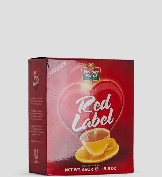 Red Label, 900g, Black Tea, Spicelands