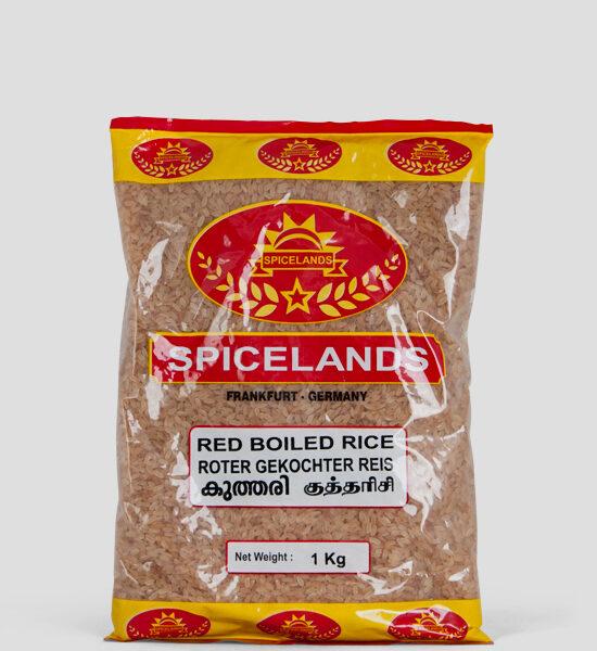 Sl, roter gekochter Reis, Spicelands