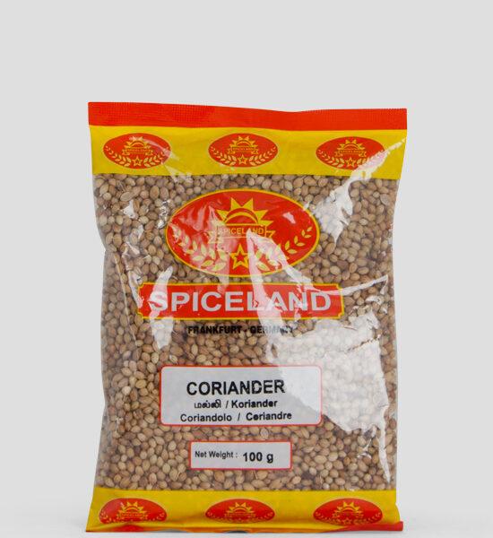 SL, Corianderwhole, Koriandersamen, 100g Produktbeschreibung Koriandersamen
