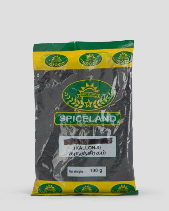 SL, Black Cumin, Kallonji, 100g Produktbeschreibung Schwarzkümmelsamen