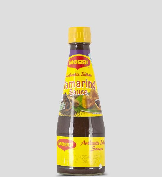 Maggi, Tamarind Sauce, 425g Produktbeschreibung Maggi Authentic Indian Sauce, Tamarinden Sauce, die perfekte Ergänzung für ihr Gericht oder Snack.