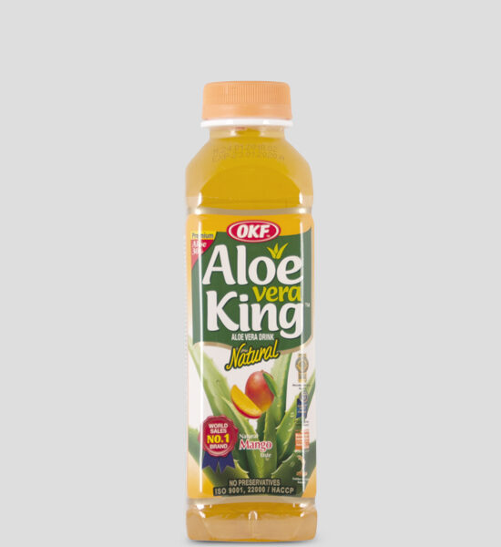 OKF, Aloe Vera Getränk Mango, 500ml Produktbeschreibung Aloe Vera Getränk mit Mango Geschmack., Spicelands