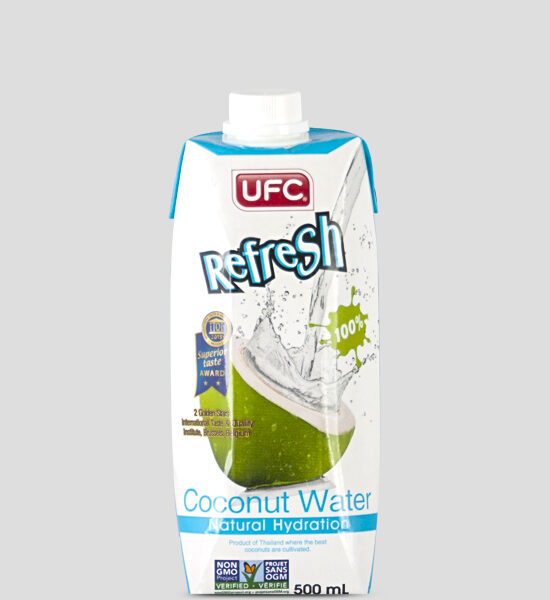 UFC, Cococnut Water, 500ml