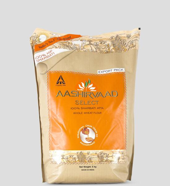 Aashirvaad, Select Atta, 5kg