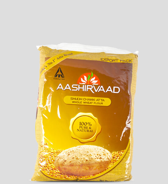 Aashirvaad, Whole Wheat Atta, 10kg, Spicelands