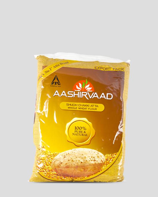 Aashirvaad, Whole Wheat Atta, 10kg, Spicelands