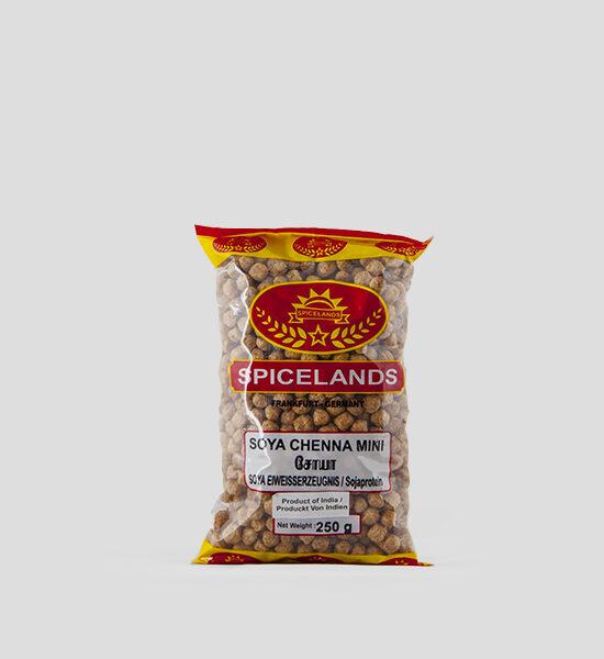 SL, Soya Chenna Mini, 250g Produktbeschreibung Sojawürfel sind eine hervorragende Alternative zu Fleisch für Veganer oder Vegetarier.