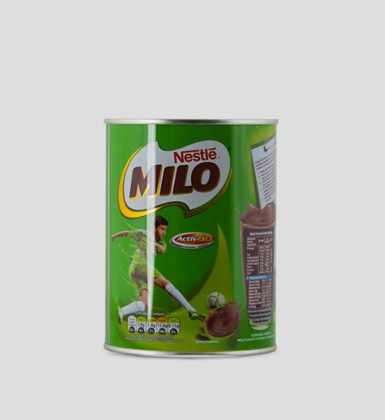 Nestle, Milo, 400g Produktbeschreibung Schokomalz Energie Pulver.