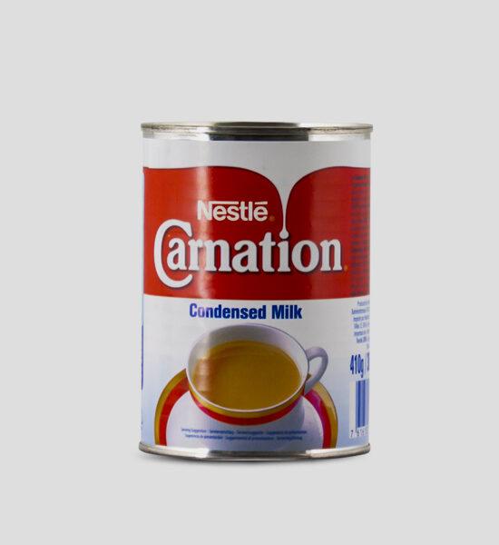 Nestle, Carnation, Kondensmilch, 410g Produktbeschreibung Kondensmilch