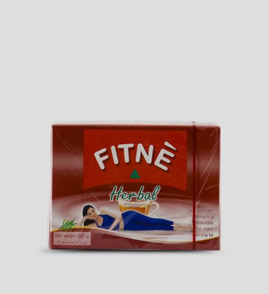 Fitne, Herbal, Senna Tea, 40g Produktbeschreibung Fitne Herbal Senna-Tee ist nicht nur zum verdauen geeignet, sondern schmeckt ebenfalls dank den Kräutern ebenfalls gut. Im Fitne Herbal Senna Tee befinden sich 20 x 2g Teebeutel.