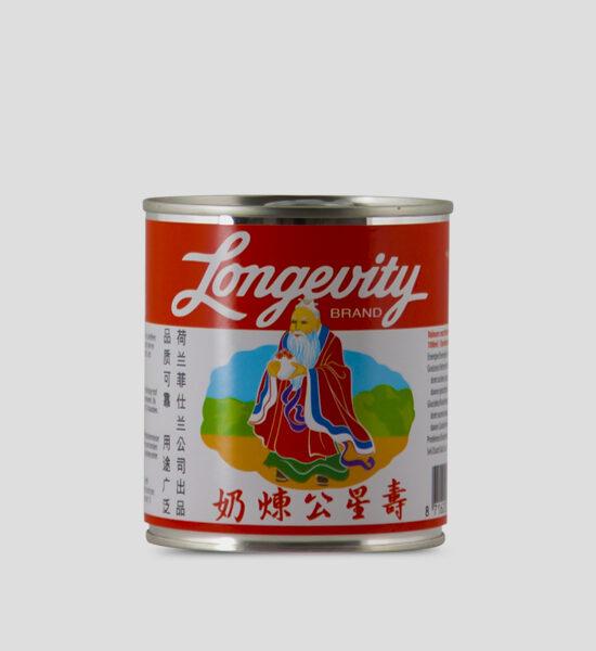 Longevity, Kondesmilch, 397g Produktbeschreibung Gezuckerte Kondensmilch