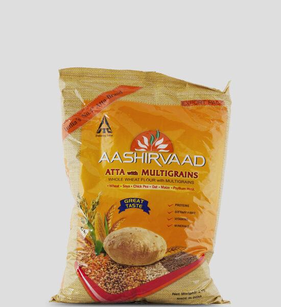Aashirvaad, Multi Grain, 2kg, Spicelands