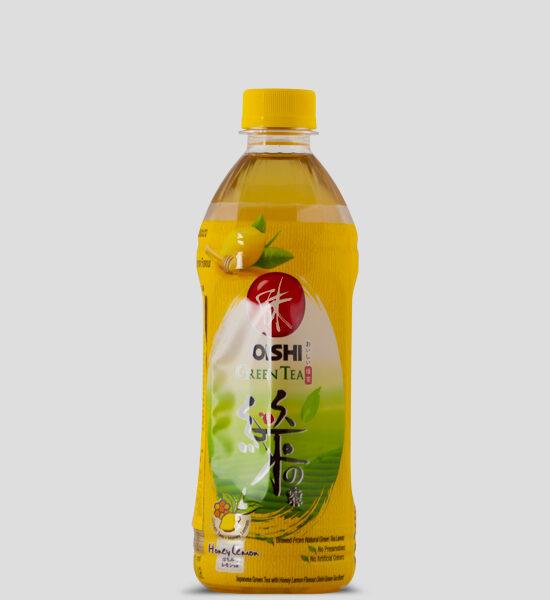 Oishi, Honey, Lemon, Spicelands