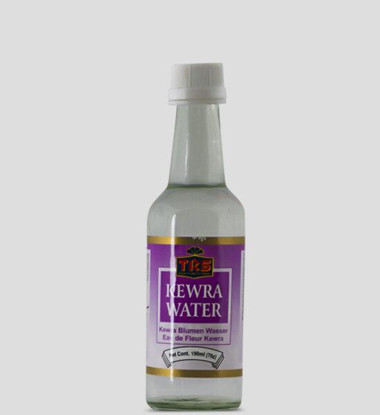 TRS Kewra Water, 190ml Produktbeschreibung Kewra Wasser für die asiatische Küche, besonders für Desserts geeignet.