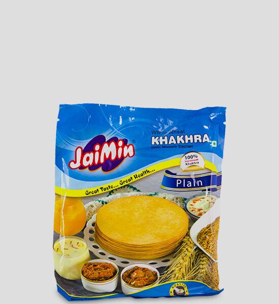 Jaimin Khakhra Plain 200g