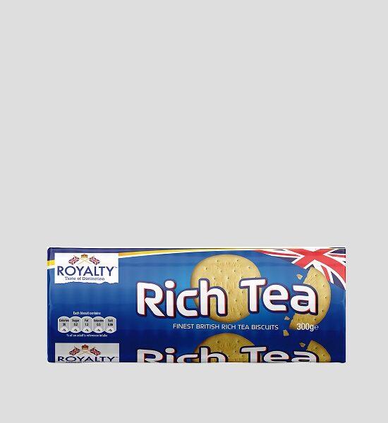 Royalty Rich Tea Biscuits, Spicelands