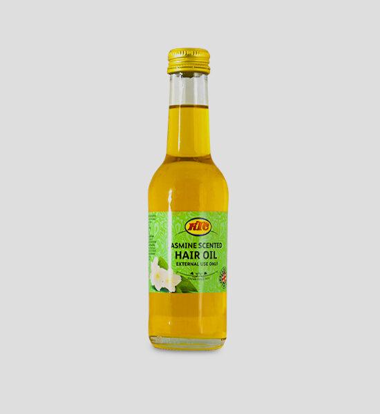KTC Jasmin Haaröl 250ml Produktbeschreibung KTC Jasminöl parfümiertes Haaröl. Nur zur äußerlichen Anwendung geeignet. For external use only