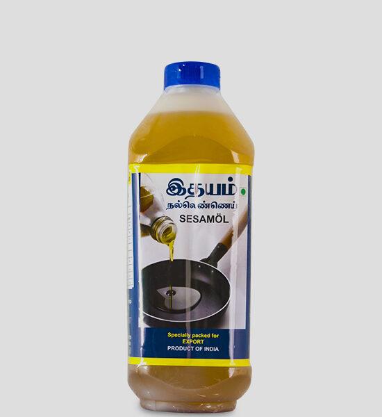 Idhayam Sesame Oil 500ml Produktbeschreibung Idhayam Sesame Oil 500ml