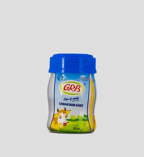 GRB Udhayam Ghee Spicelands 200ml