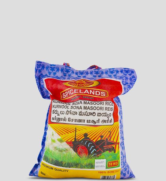 Spicelands, Kurnaal Sona Masoori, 10kg