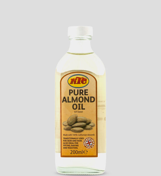 KTC Almond Oil, Copyright Spicelands