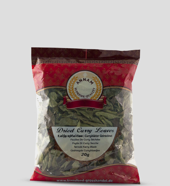 Annam Dried Curry Leaves 20g