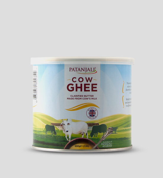 Patanjali Cow Ghee 500g Copyright Spicelands