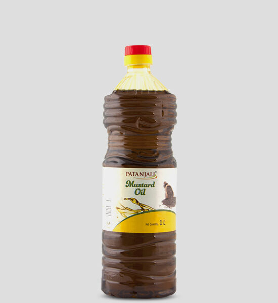 Patanjali Mustard Oil Copyright Spicelands