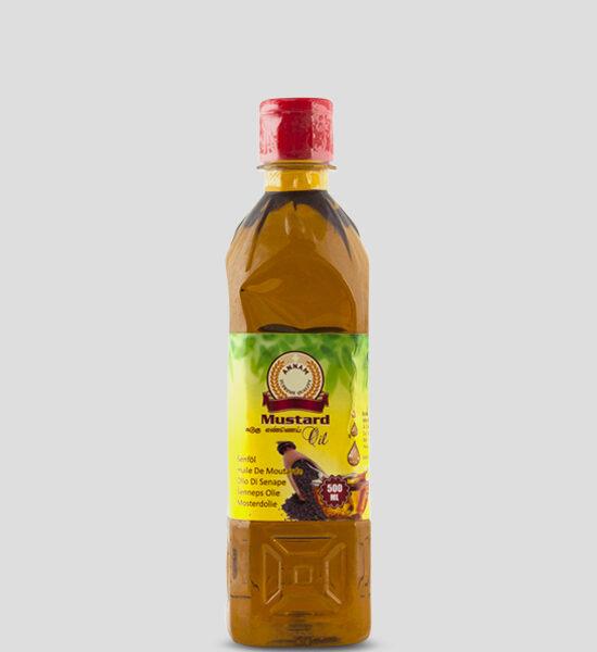 Annam Mustard Oil 500ml, Copyright Spicelands