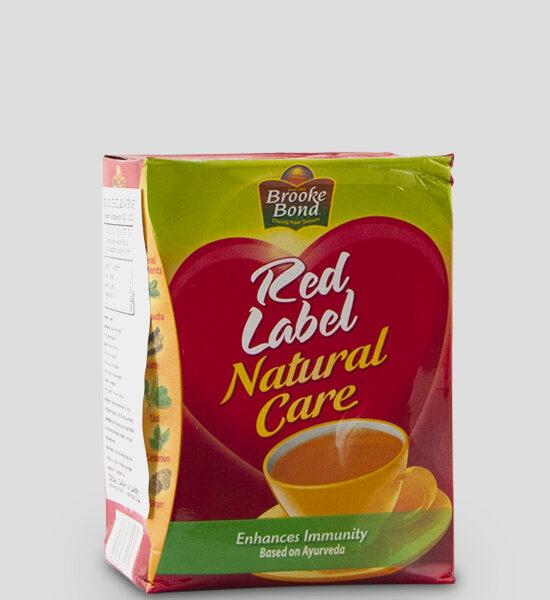 Brooke Bond Red Label Natural Care Copyright Spicelands