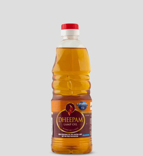 Dheepam Lamp Oil 500ml, Copyright Spicelands