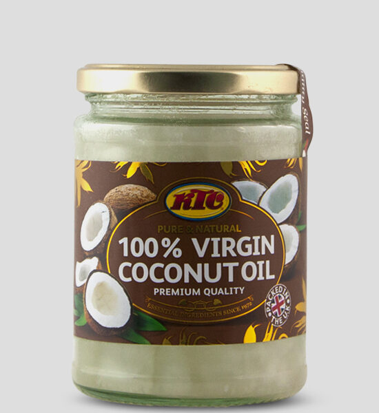KTC 100% Virigin Coconut Oil 500ml, Spicelands Copyright