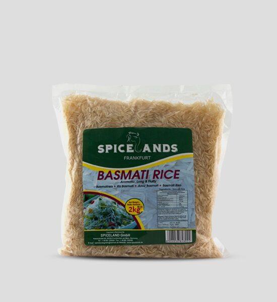 Spicelands Basmati Reis 2kg