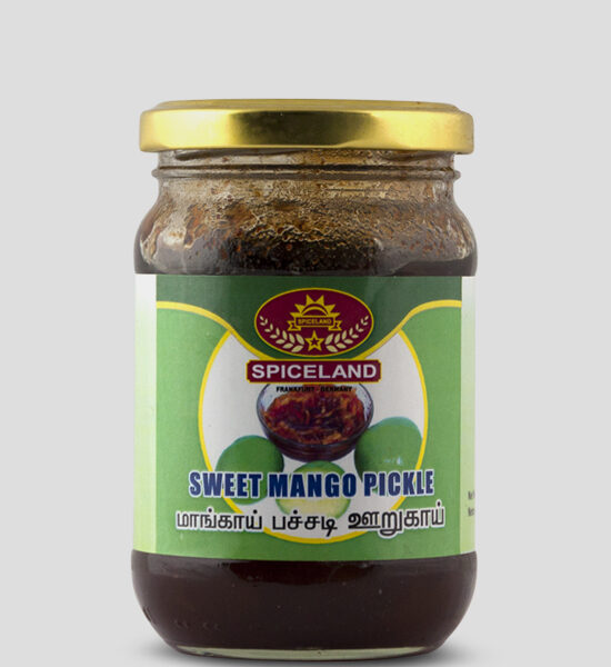 Spicelands Sweet Mango Pickle 300g, Spicelands