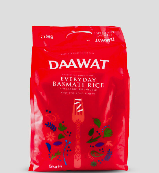Daawat Everyday Basmati Rice 5kg, Copyright Spicelands