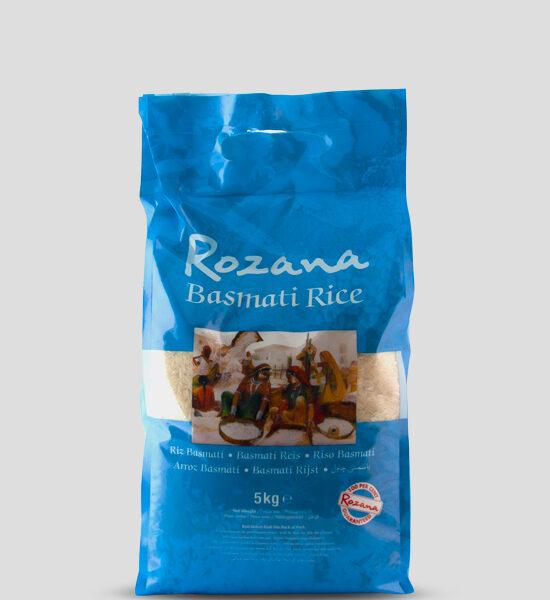 Rozana Basmati Reis 5kg Copyright Spicelands