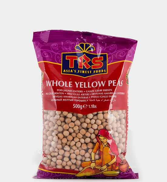 TRS Whole Yellow Peas, Spicelands
