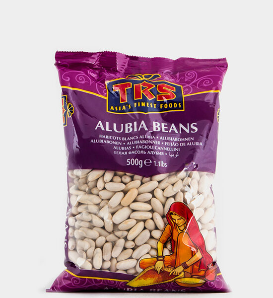 TRS Alubia Beans, 500g, Spicelands GmbH