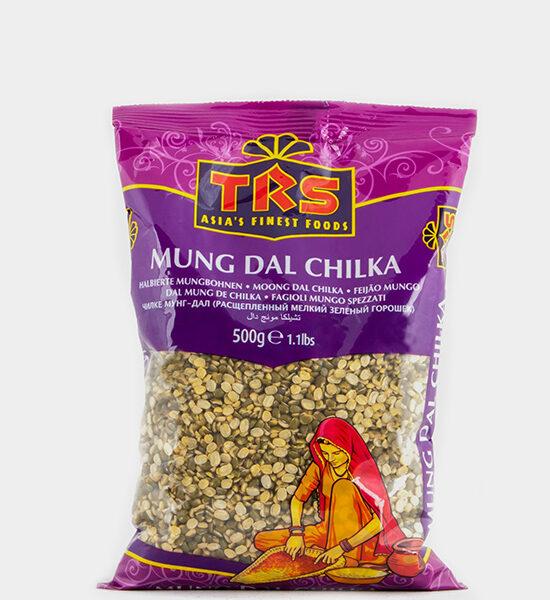 TRS Mung Dal Chilka 500g, Spicelands