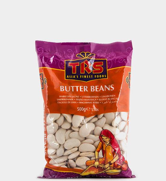 TRS Butter Beans 500g, Spicelands