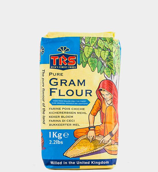 TRS Gram Flour 1kg, Spicelands